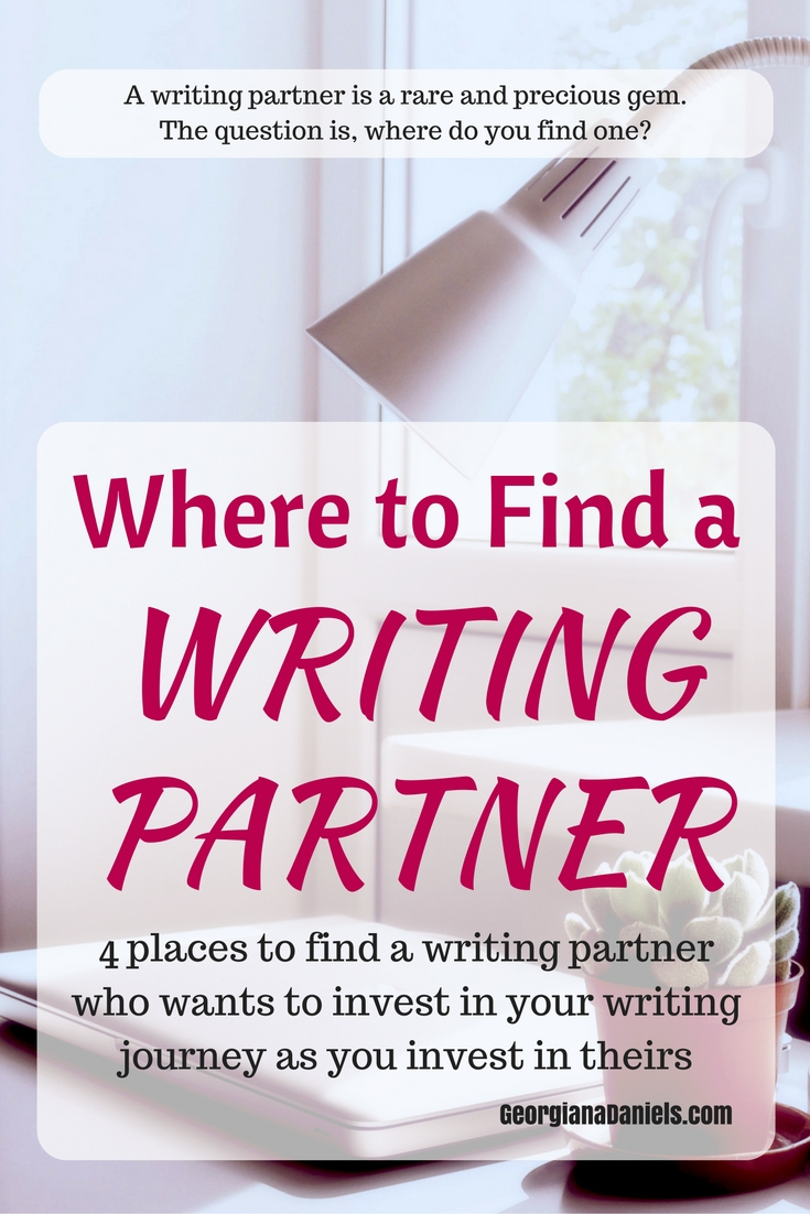 Where to Find a Writing Partner