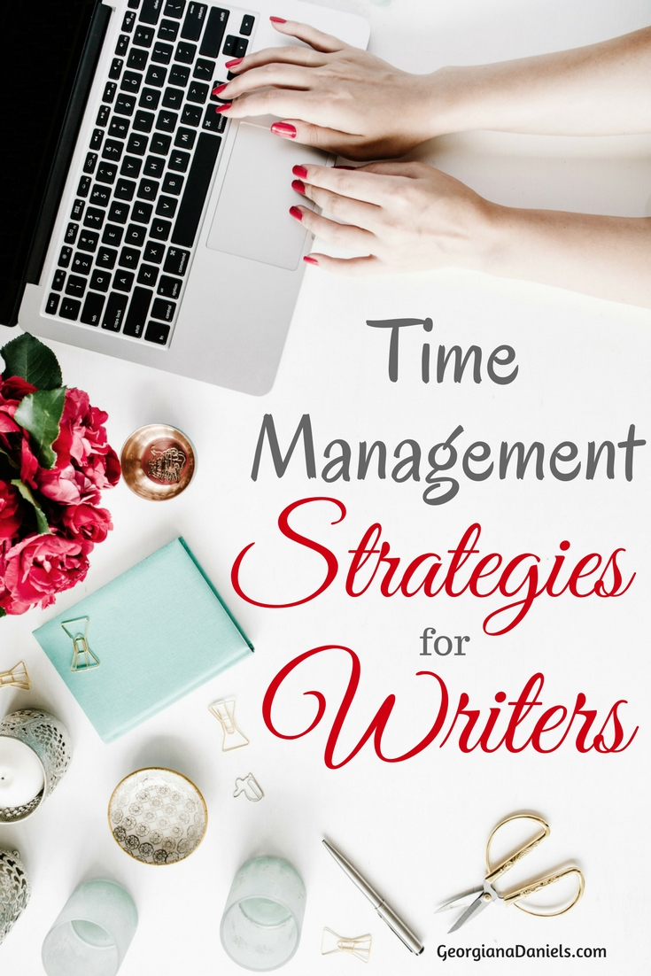Time Management Strategies for Writers